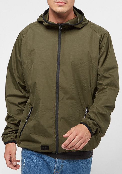 Reell Pack Logo olive