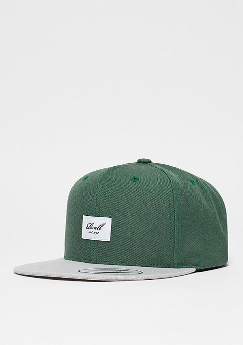 Reell Pitchout Cap pineneedle/grey