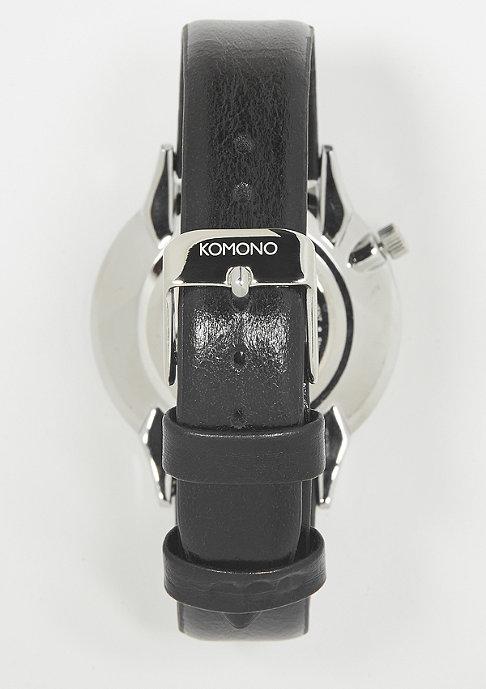 Komono Estelle Mirror silver/black