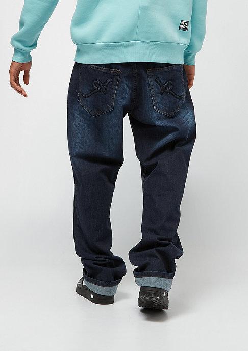 Rocawear Denim Loose mid blue