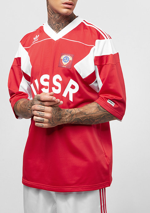 adidas USSR Jersey scarlet