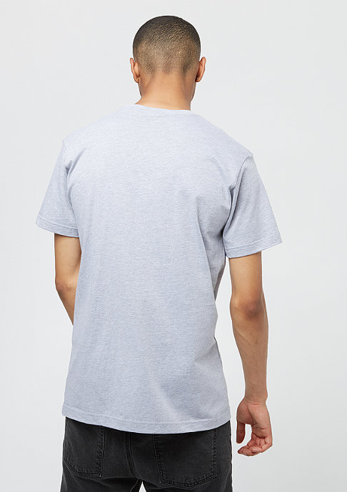 eS x Grizzly T-Shirt Game grey/heather