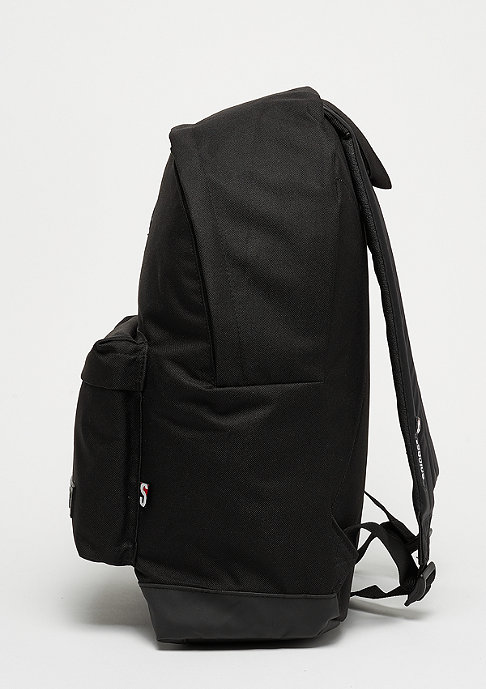 SNIPES Backpack black