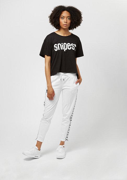 SNIPES Basic Logo black/white