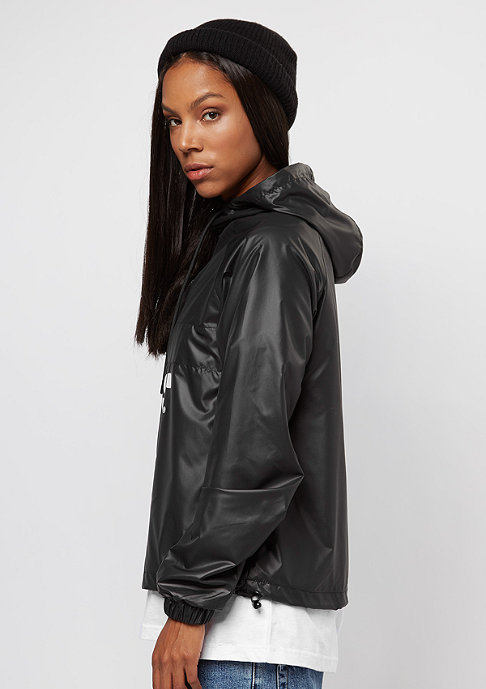 SNIPES Basic Logo Windbreaker black