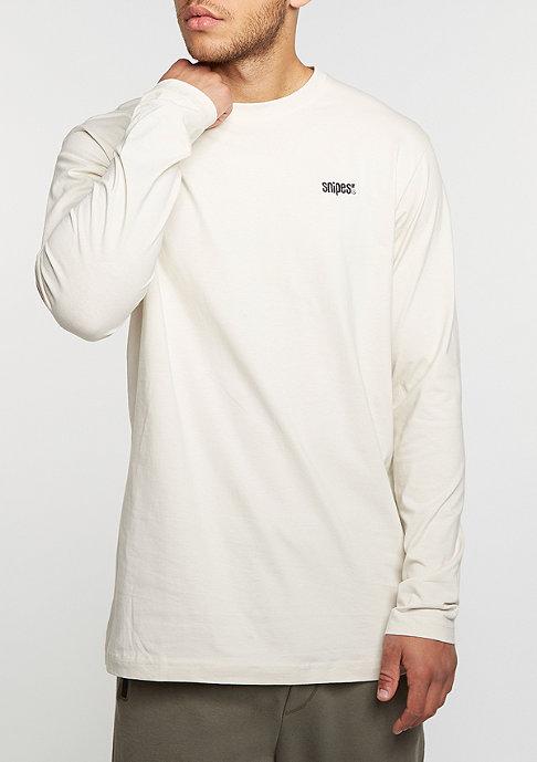SNIPES Longsleeve Basic beige
