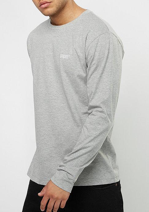 SNIPES Longsleeve Basic grey