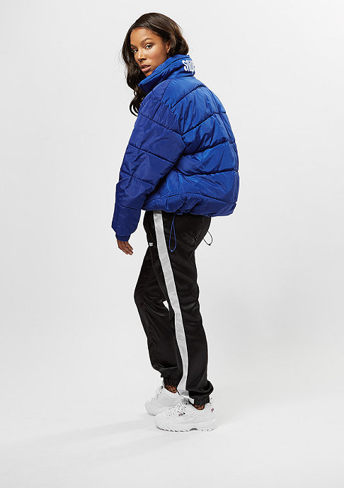 SNIPES Basic Puffer royal blue