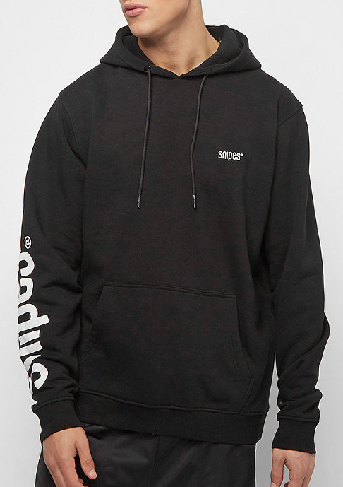 SNIPES Basic Sleeveprint black