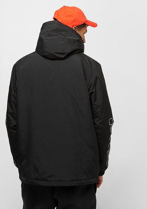 SNIPES Basic Windbreaker black