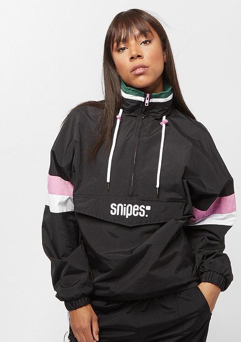 SNIPES Block Basic Logo black/white/pink
