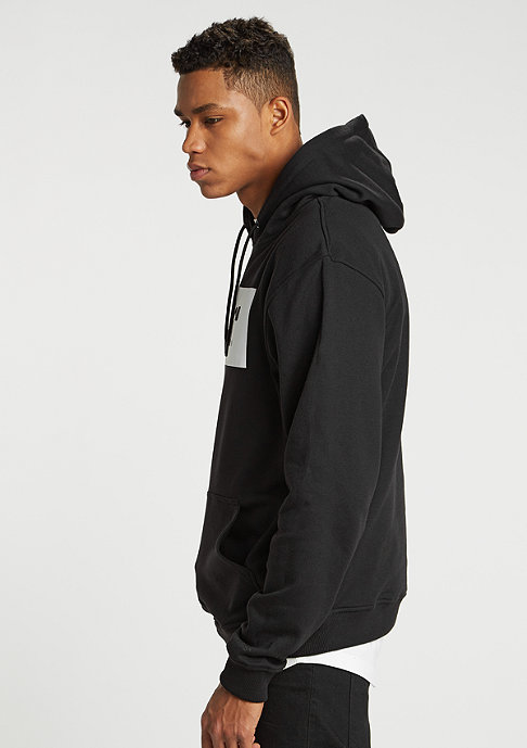 SNIPES Hooded-Sweatshirt Box Logo black