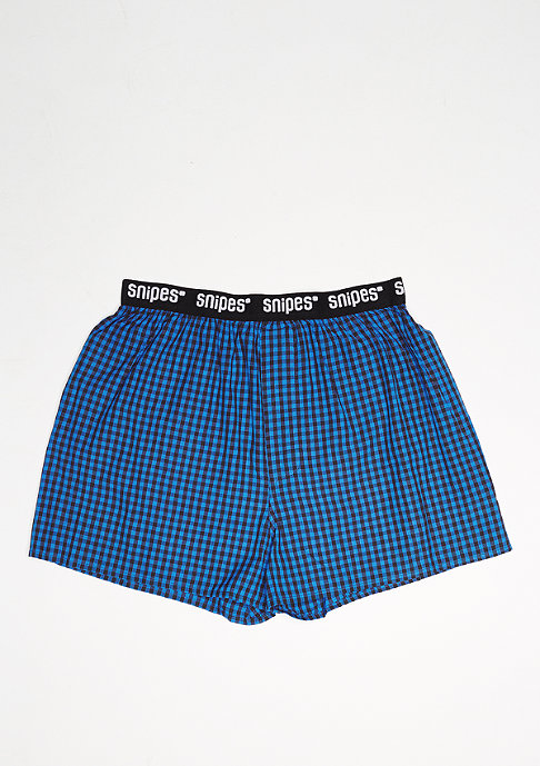 SNIPES Boxershort 3er black