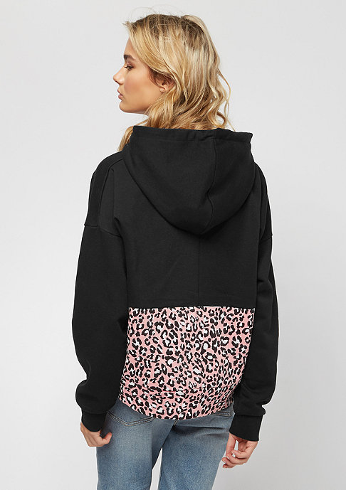 SNIPES Chest Block black/pink