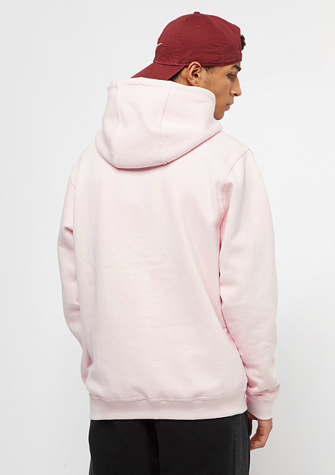 snipes chest logo hoodie crystal pink im snipes onlineshop. Black Bedroom Furniture Sets. Home Design Ideas