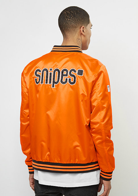 SNIPES Übergangsjacke College orange popsicle