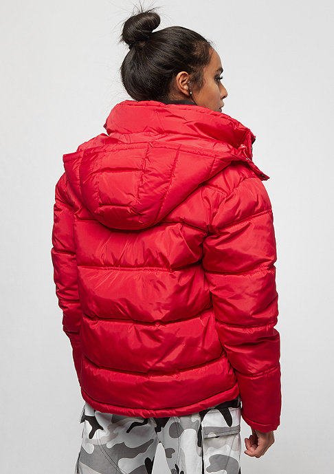 SNIPES Detachable Puffer red