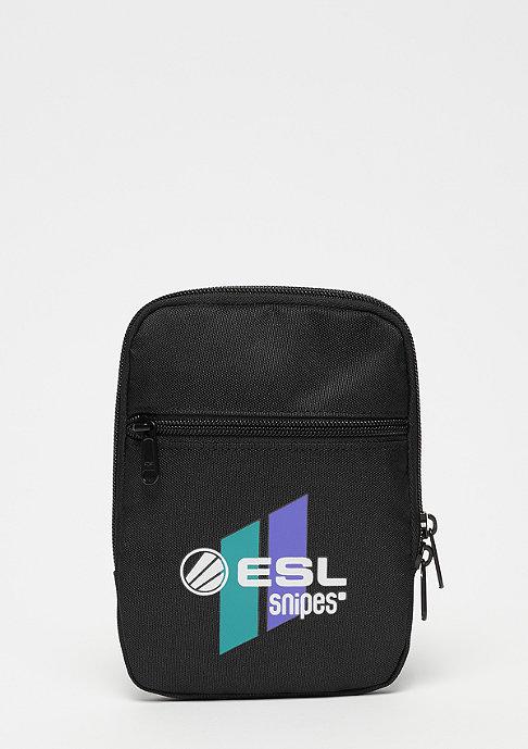 SNIPES ESL Crossbag black
