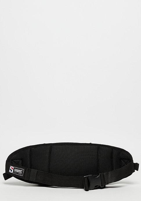 SNIPES Nylon Shoulder Bag black