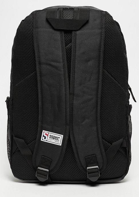 SNIPES Pocket Bagpack black