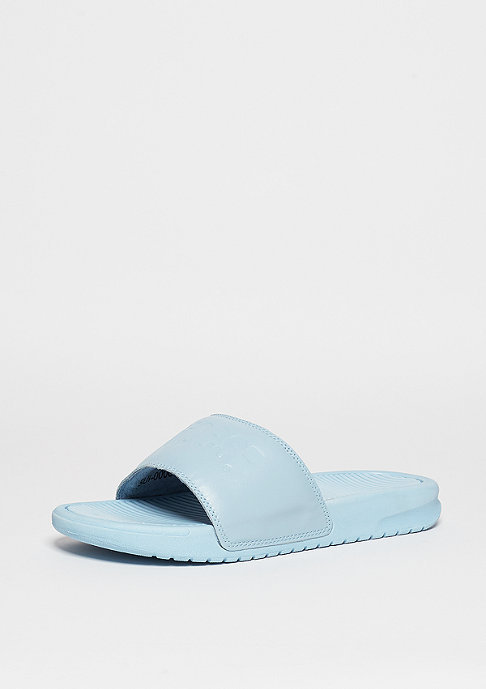 SNIPES Badeschlappe Slide light blue