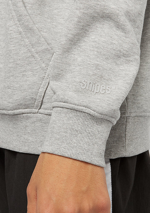 SNIPES Small Basic Logo h.grey