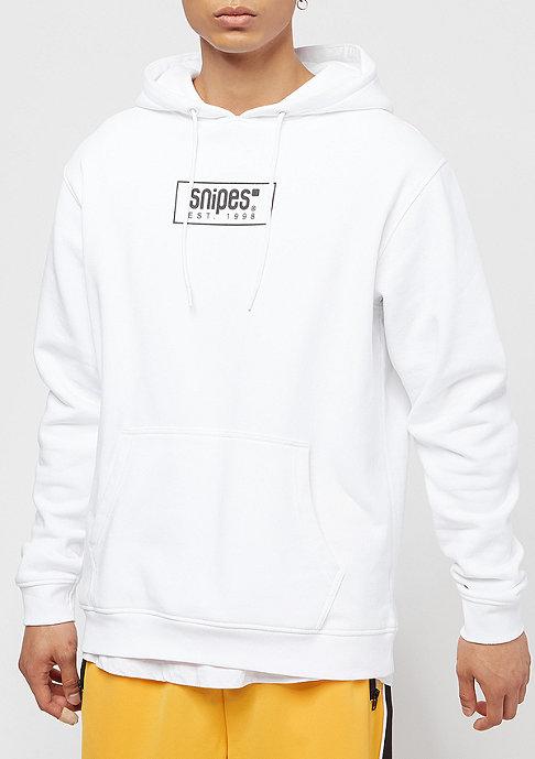 SNIPES Small Box Logo NGTV white/black