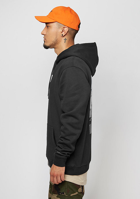 SNIPES Snoop Hooded black