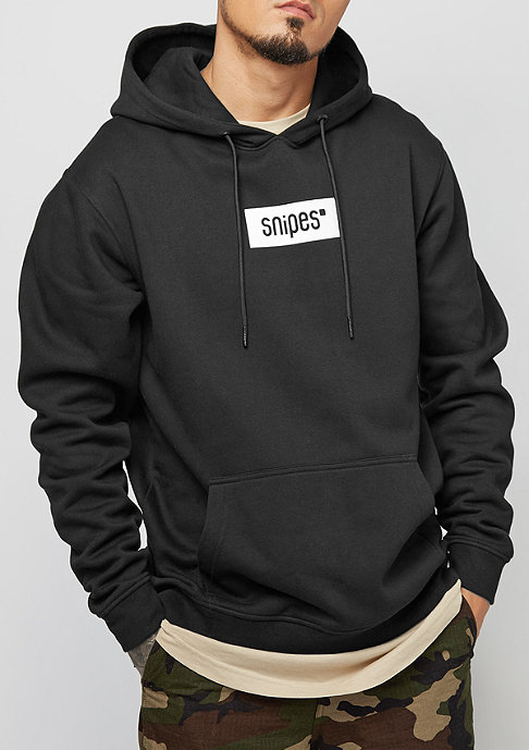 snipes snoop hooded hoodie black online bei snipes. Black Bedroom Furniture Sets. Home Design Ideas
