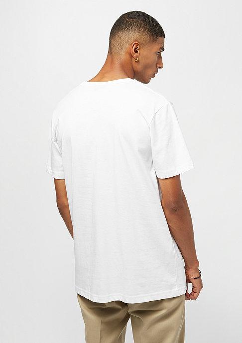 SNIPES Speckled Basic Logo white