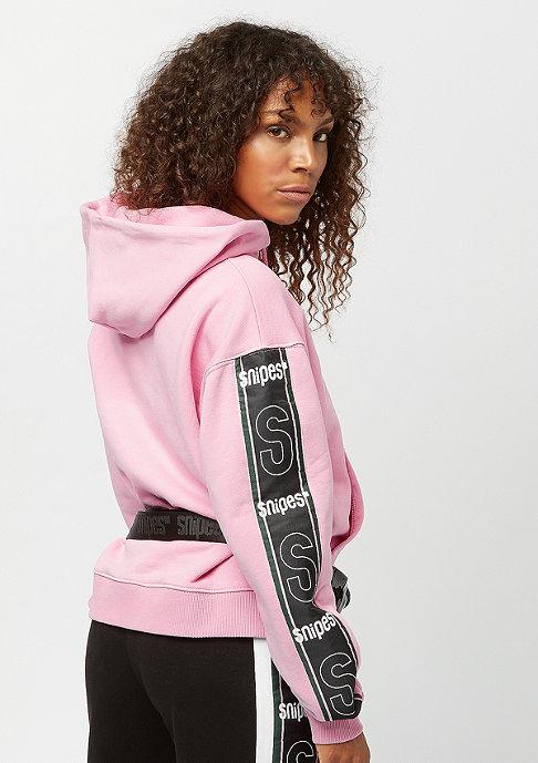 SNIPES Tape Basic Logo rose pink