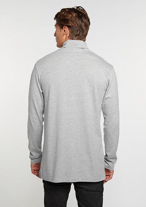 SNIPES Longsleeve Turtleneck heather grey