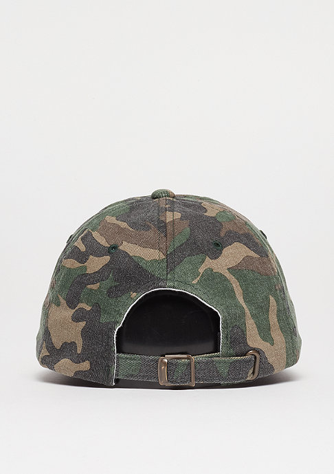 SNIPES Unstructured wood camo/black