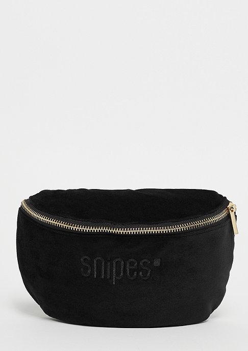 SNIPES Velvet Waistbag black