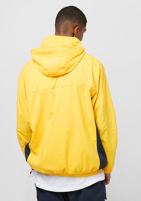 SNIPES Windbreaker yellow/navy