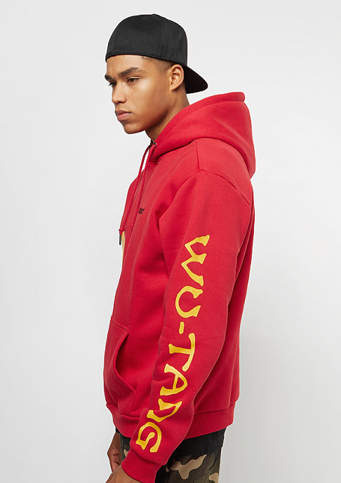 SNIPES WTC Chest Logo red
