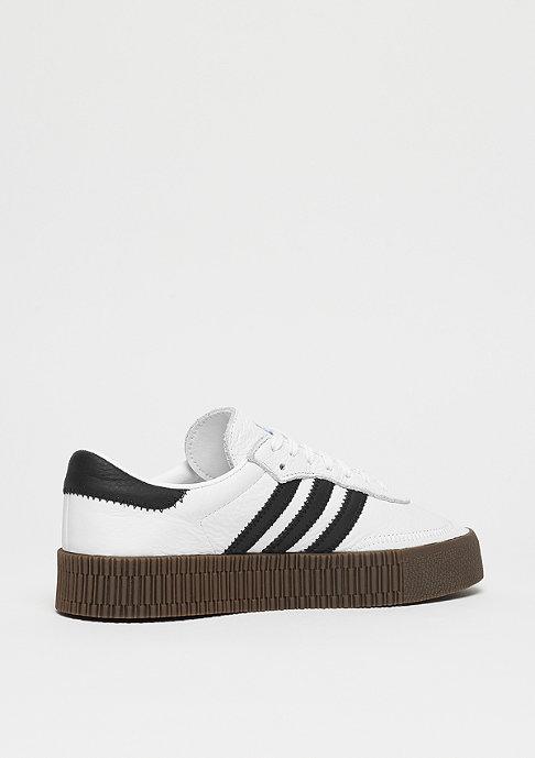 adidas Sambarose ftwr white/core black/gum5