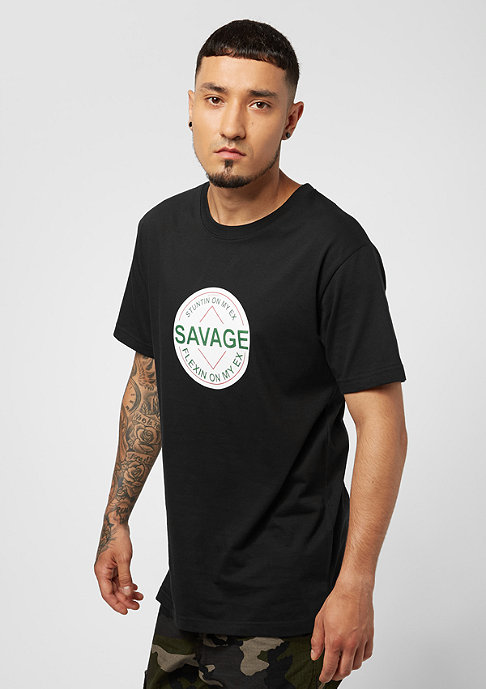 Mister Tee Savage black