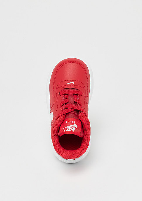NIKE Force 1'18 (TD) university red/white