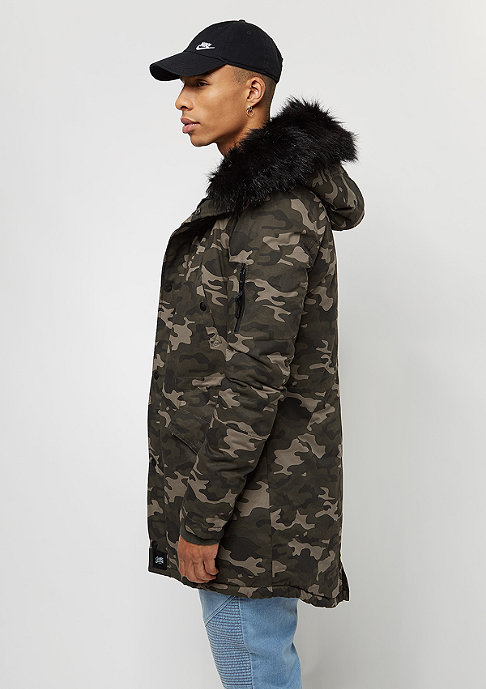 Sixth June Classic Oversize camo/black