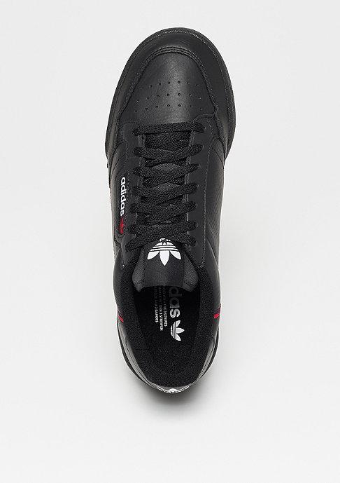 adidas   Continental 80s core black/scarlet/collegiate navy