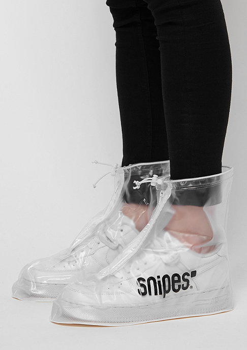 SNIPES Sneaker Cover transparent