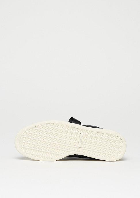 Puma Basket Heart Tween black-whisper white-gold
