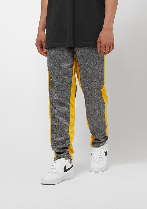 Southpole Marled Trackpants yellow