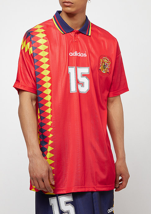 adidas Spain Jersey red