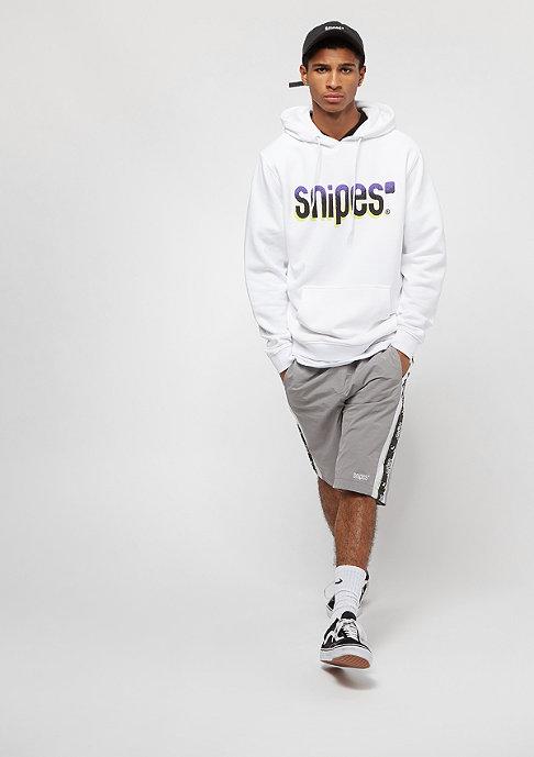 SNIPES Speckled Basic Logo white/black/purple/lime
