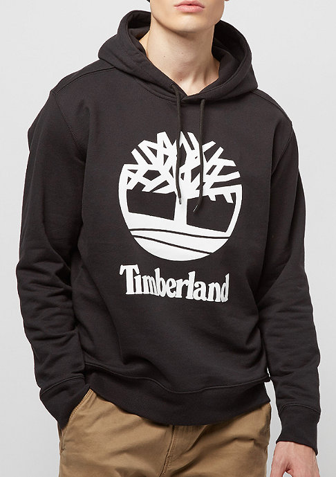 Timberland Stacked Logo black