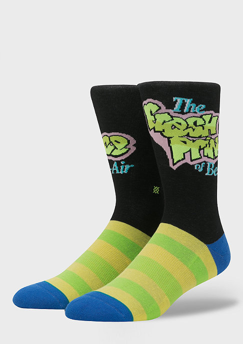 Stance The Fresh Prince black/multi