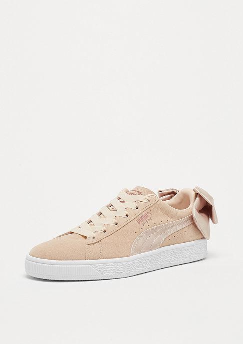 Puma Suede Bow Valentine Cream Tan