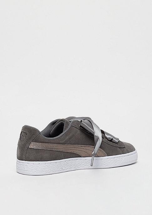 Puma Suede Heart LunaLux smoked pearl